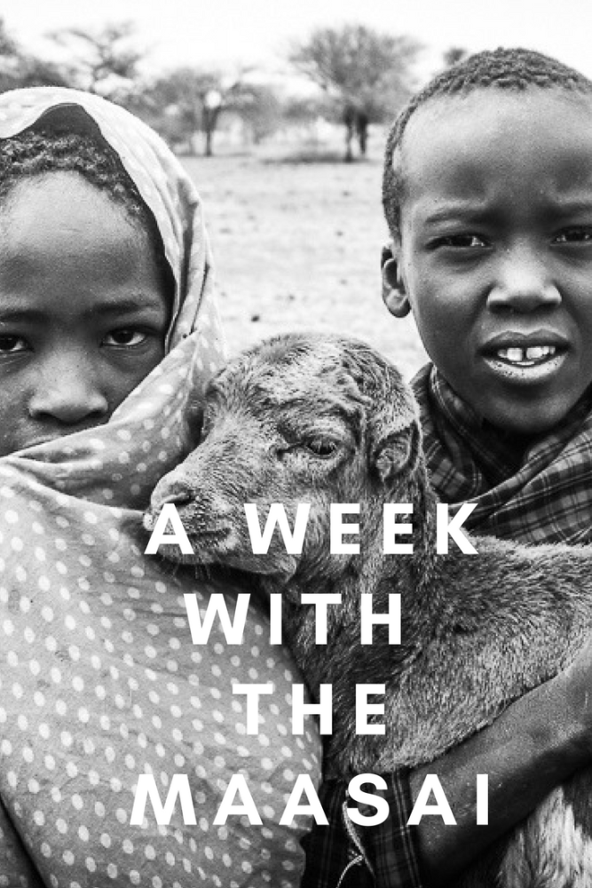 A WEEK WITH THE MAASAI (1)
