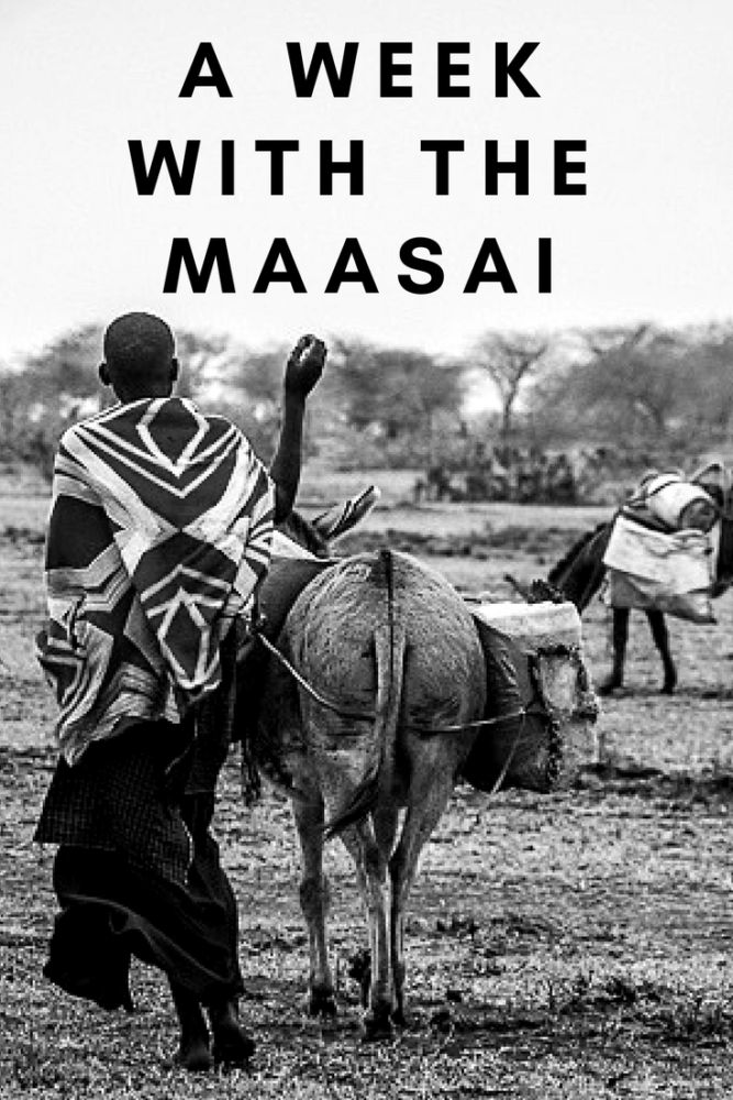 A WEEK WITH THE MAASAI (5)