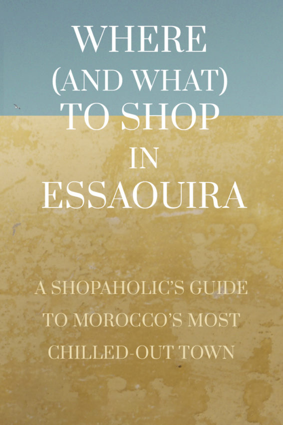 Morocco – Where and what to shop in Essaouria 4