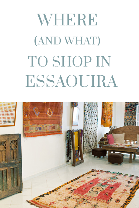 Morocco – Where and what to shop in Essaouria 6