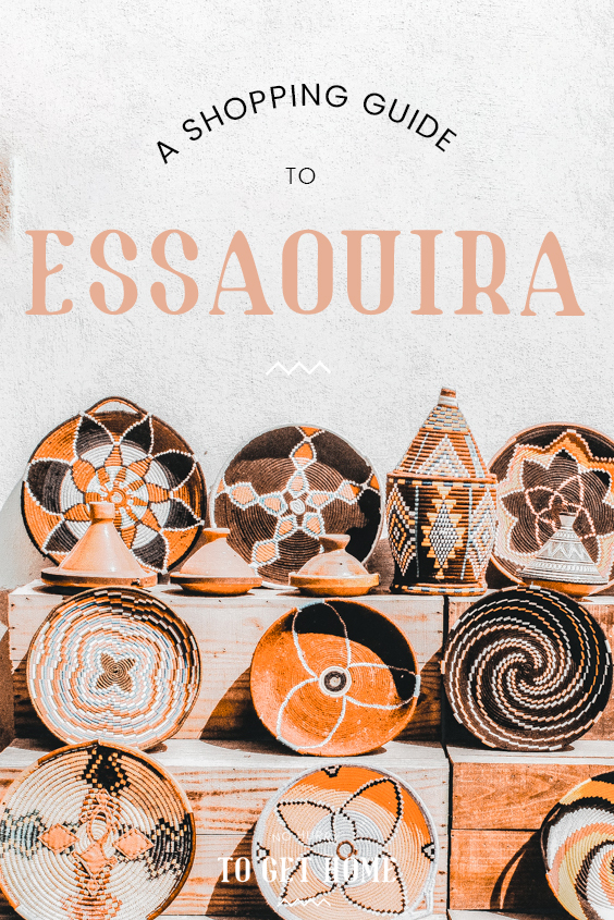 Shopping in Essaouira: The ins & outs as well as tips on what you should expect to pay, my favorite shops in Essaouira, and where to find things like raffia shoes and Berber rugs!