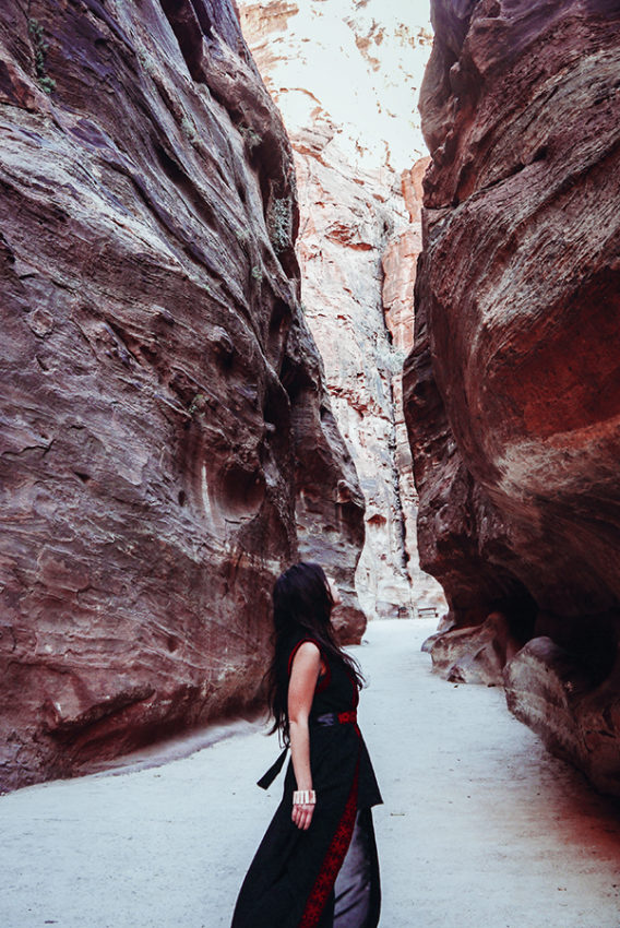 Is Jordan safe for women to travel? My experiencing backpacking Jordan as a solo female