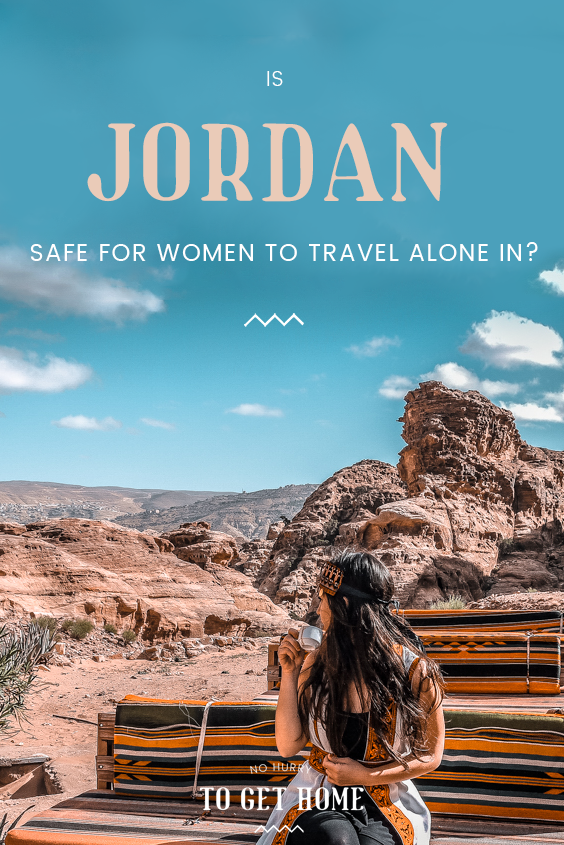 Is Jordan safe for women traveling solo is a question that all women will ask themselves before taking the plunge and booking their flights to Jordan. I decided to travel to Jordan on my own and here are my experiences as well as a few tips for my fellow female solo travelers out there! #Jordan