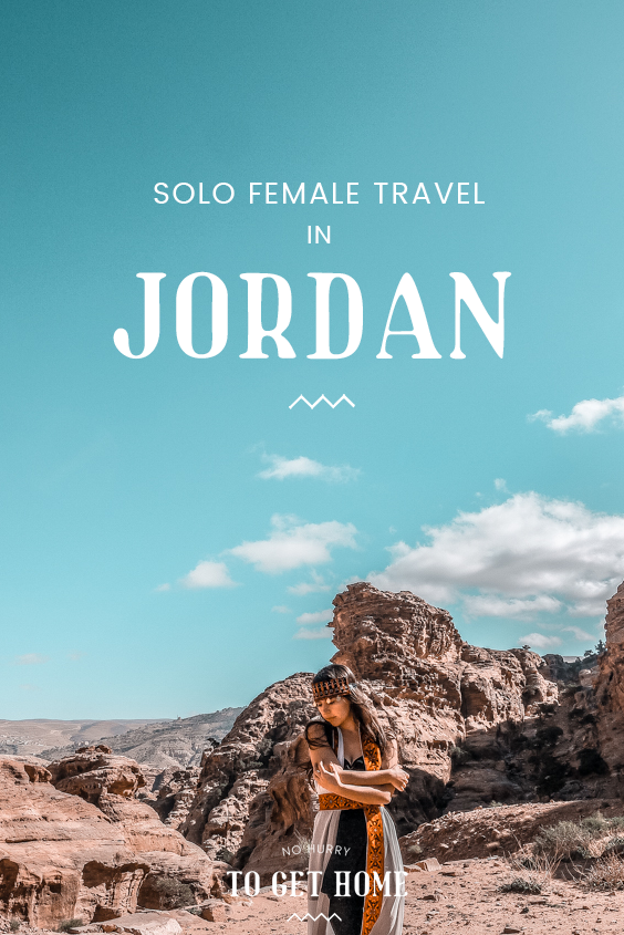 Answering the ultimate question: Is solo female travel in Jordan safe? Here's my experience traveling Jordan alone, including tips and tricks to make your trip to Jordan safe and stress-free! #Jordan #SoloTravel