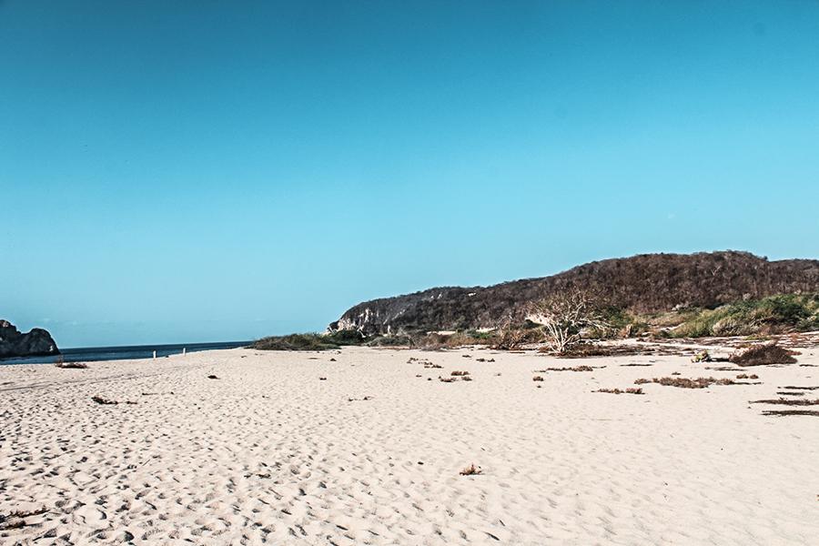 Cacaluta Bay