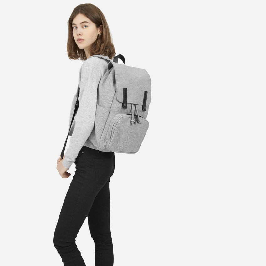 Eco friendly backpack everlane