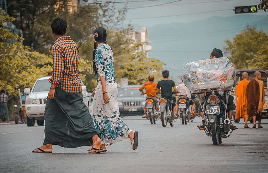 A perfect Myanmar packing list for men and women including all the things to pack to make sure you're respectful towards the customs of Myanmar