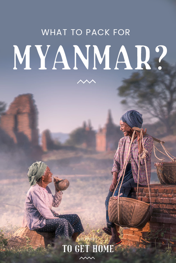 Wondering what to pack for Myanmar? I've put together the ultimate Myanmar packing list to make sure your trip to this Southeast Asian gem is a breeze! #Myanmar