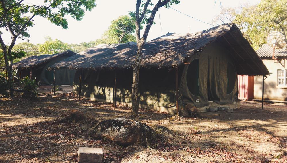 Accommodation in Chimfunshi