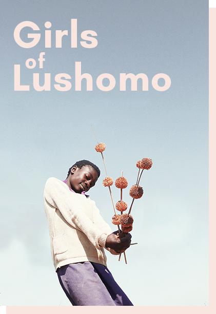 Girls of Lushomo – No Hurry To Get