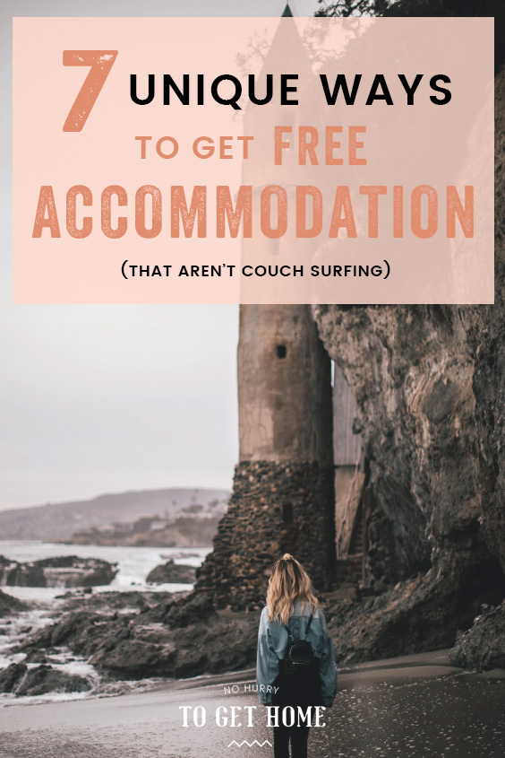 Finding free accommodation is the best way to travel incredibly cheaply! If you're totally broke but still dream of traveling the world, here are my top hacks for finding free accommodation and traveling almost for free!