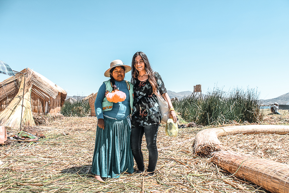My two week Peru itinerary - Islas Uros, Puno