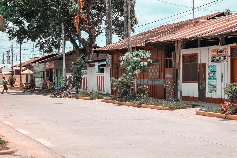 Puerto Maldonado is a charming town in southern Amazonas