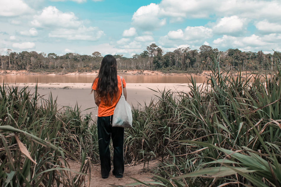 Exploring the Amazonas in Peru