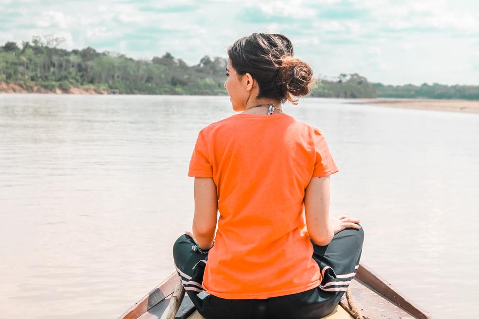 Cruising the Amazonas in Peru