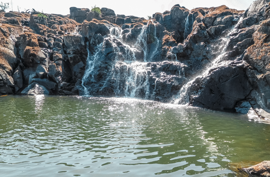 Victoria Falls on a budget: Visit Angel's Pool in Zambia instead of the Devil's Pool