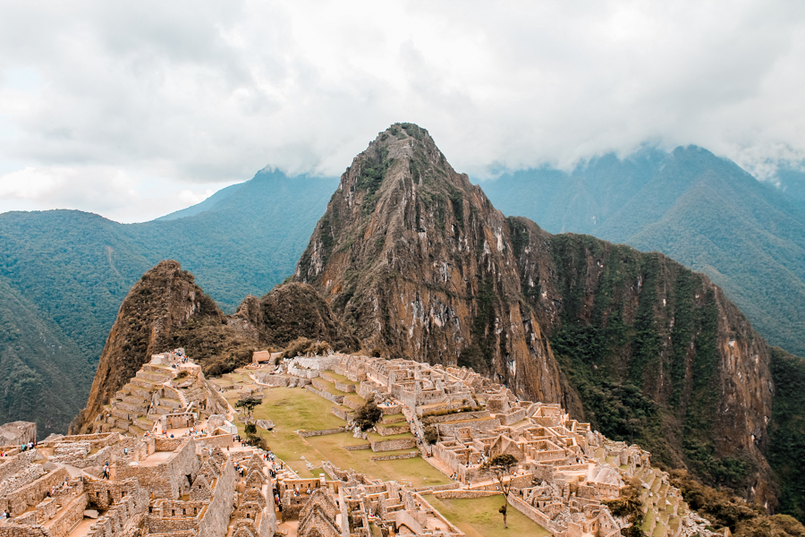 Machu Picchu in Peru, find out how to visit Machu Picchu on a budget