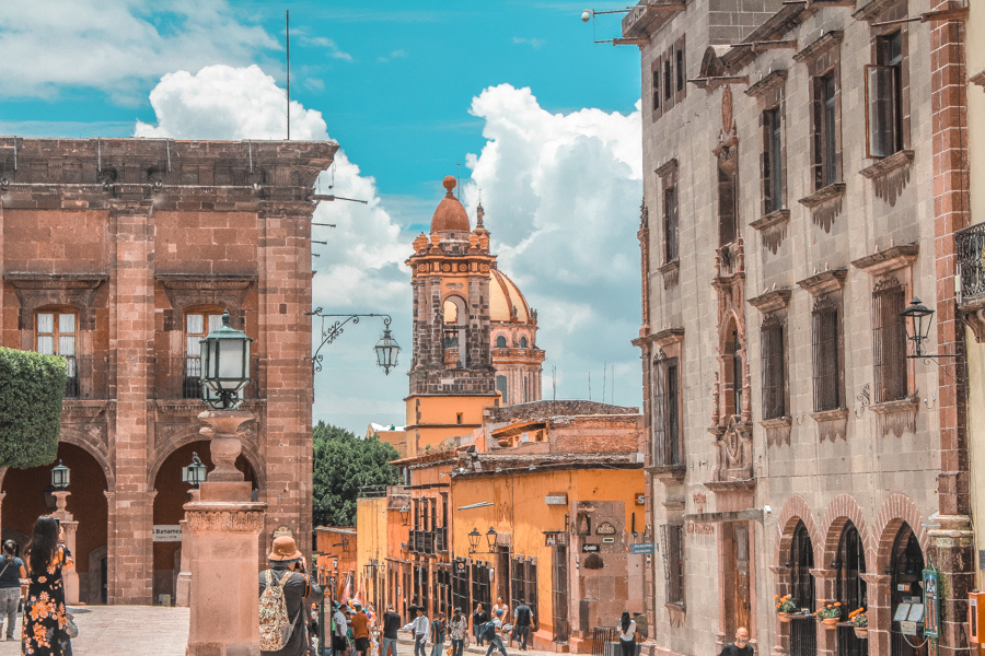 The definite guide to the best places to eat in San Miguel de Allende in Mexico