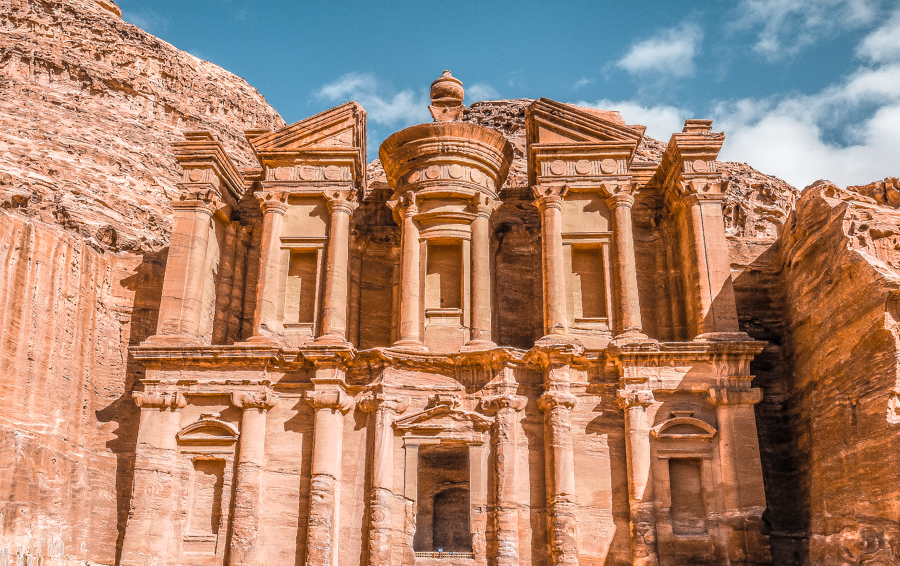 Petra in a day: The Monastery in Petra