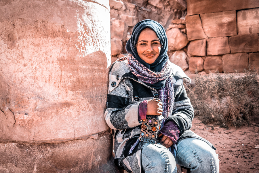 Petra in a day: Meeting the Bedouins!