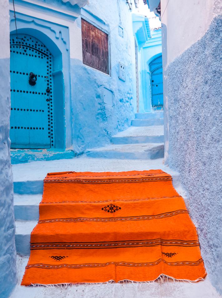Chefchouen Blue City Morocco-12