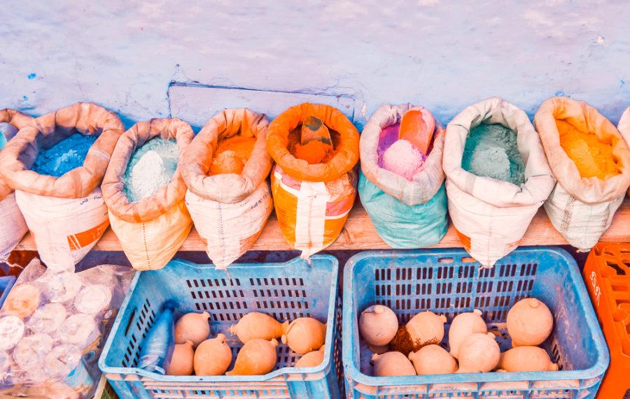 Chefchouen Blue City Morocco-3