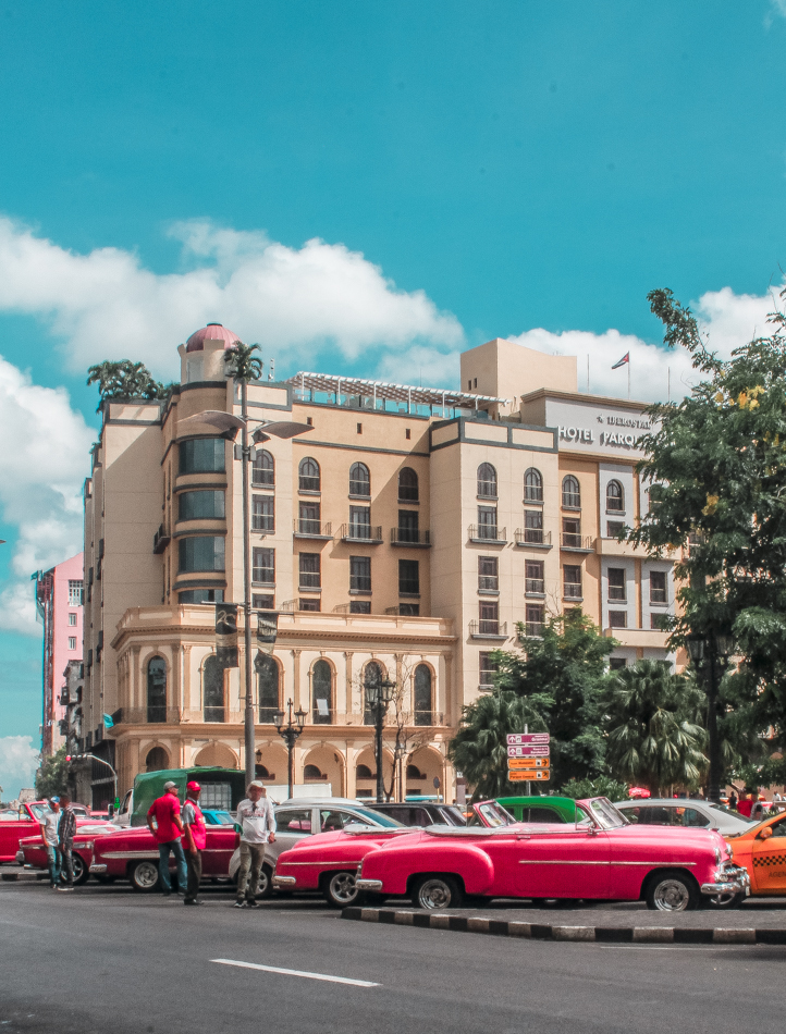 A must when in Havana is riding a car from the 1950's. Looking for more travel tips to Havana? Check out my guide to the Cuban capital for the ultimate tips!