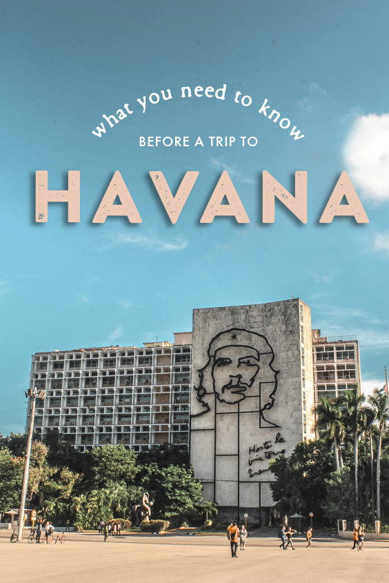 Are you traveling to Havana and feeling really confused on the way travel in Cuba works? In this Havana travel guide, I share all my secrets and the things I wish I'd known to make sure you're prepared for your trip to the fervent capital of Cuba!