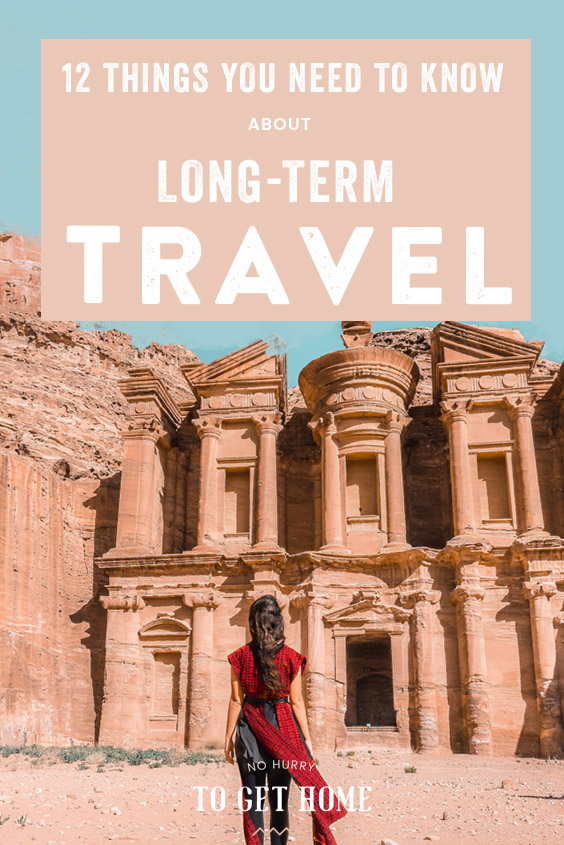 Traveling long-term for the first time? Here's a confession: I was incredibly nervous before hopping on that one-way flight to the other side of the world! Four years on, I'm still going, and here are my top tips and things to know about long term travel!