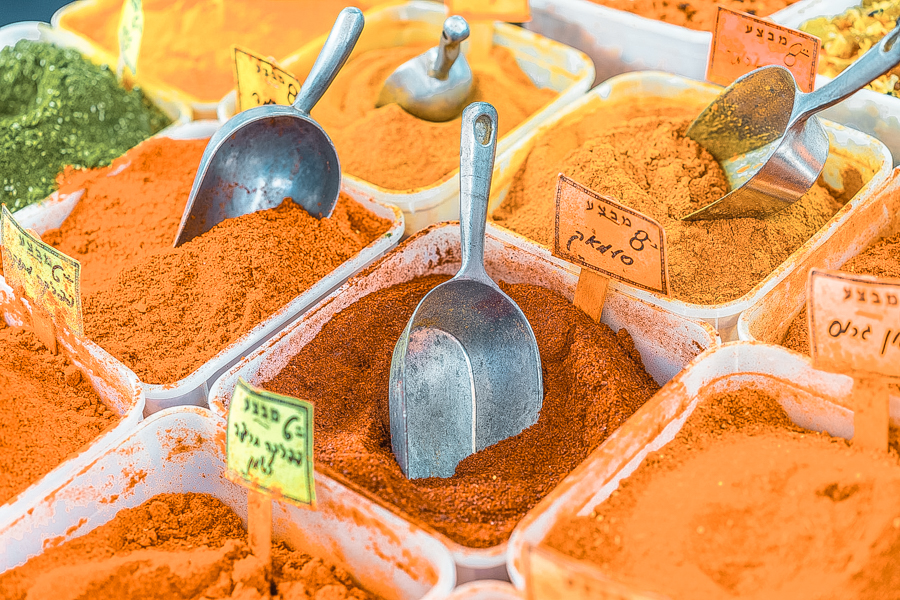 Going spice shopping is a must-do activity in Essaouira, and here's how to do it along other fun things to do in Essaouira and tips on where to stay!