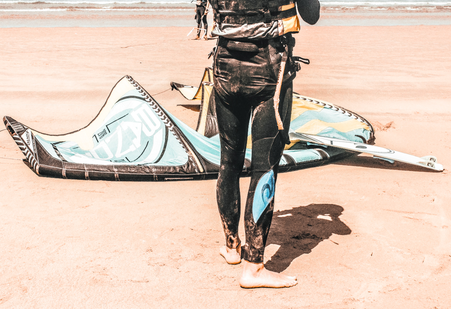 One of the main activities and reasons to go to Essaouira are all the watersports opportunities on offer! From windsurfing to surf board rentals, Essaouira is the ultimate destination for water enthusiasts!