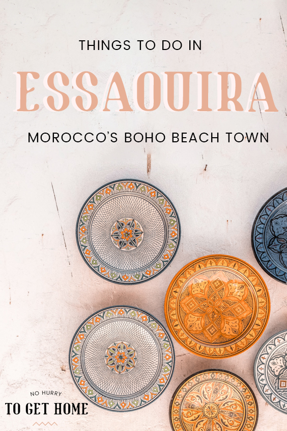 Visiting Essaouira soon? I've pulled together a list of my favorite things to do in Essaouira alongside tips on which riad to stay in and everything you need to know for a smooth traveling planning to Morocco's beach boho-town. #Morocco #Beach #Destination #Essaouira