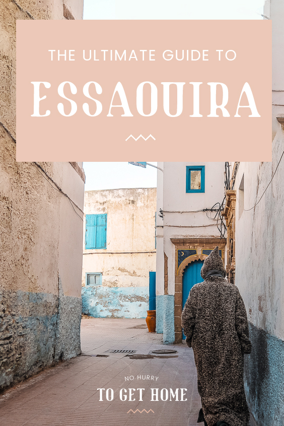 As far as quintessential Morocco destinations go, Essaouira tops them all. Set next to the ocean, this dreamy beach destination is full of things to do. Here's a travel guide with my favorite activities, the best riads to stay in, and other useful travel planning tips for your trip to Essaouira!