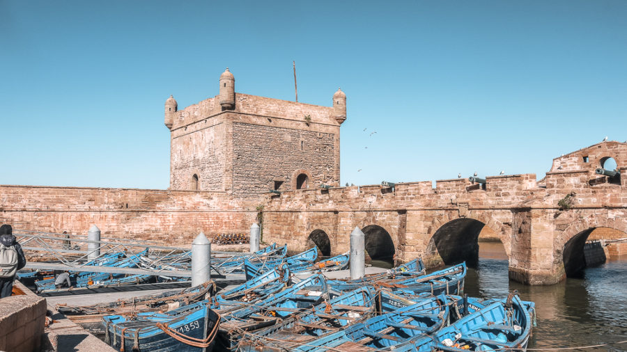 Essaouira is known for being a film location for Game of Thrones, and here's a list of fun things to do in Essaouira if you want to visit as part of your Morocco itinerary!