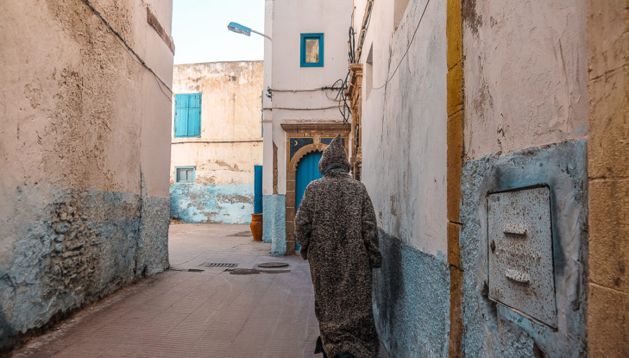 A stroll through the media is one of the best things to do in Essaouira