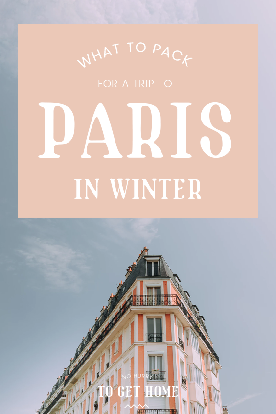 Planning a trip to Paris in winter and not sure what to pack? Whether you're going on a quick getaway or a romantic winter holiday with your beau, I've got the perfect Paris winter packing list with useful travel tips and tricks that will keep you warm and chic!