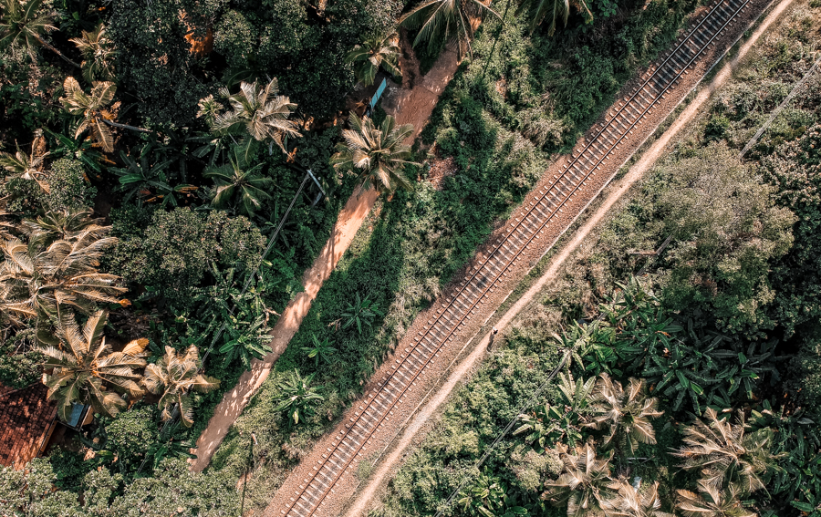 Getting around Sri Lanka is so easy! The country boasts an extensive railway system and buses are also an option. Here are all the reasons you need to visit Sri Lanka!