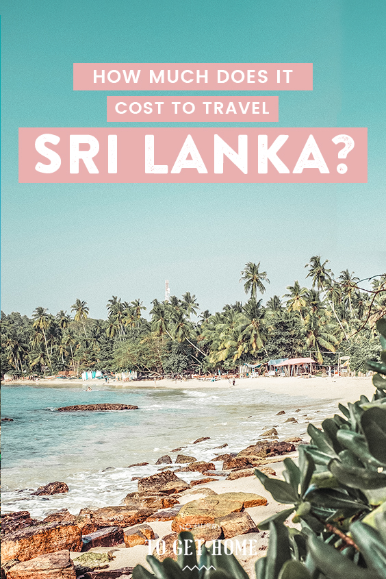 Planning to travel Sri Lanka but not sure how to budget such a trip? Here is the exact breakdown of all my expenses during my backpacking trip to Sri Lanka, covering accommodation costs, food, transport, visas, and everything you need to budget for a cheap trip to Sri Lanka. If you're looking for a cheap destination in Asia, here's one!