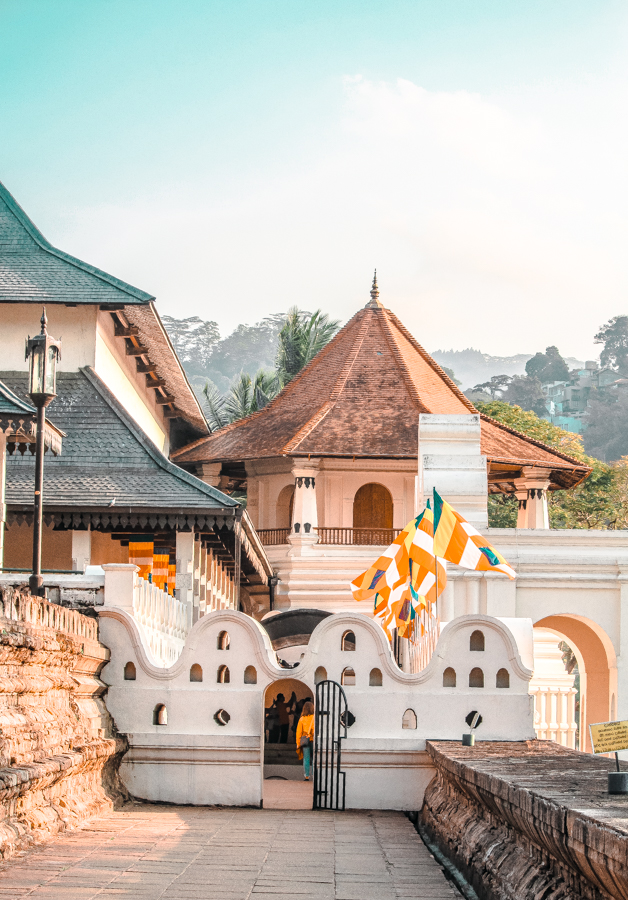 Looking for the best things to do in Kandy? A visit to this sacred Buddhist site is one of the top attractions in town!