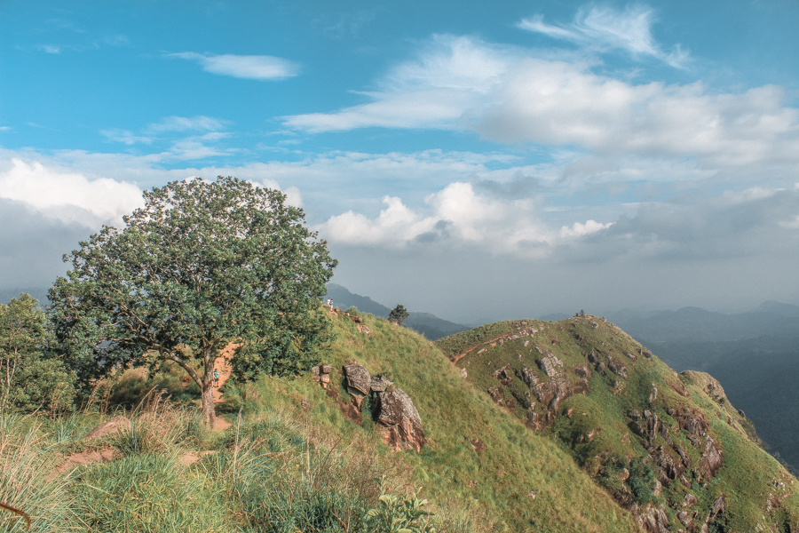 No Ella itinerary is complete without checking out Little Adam's Peak!
