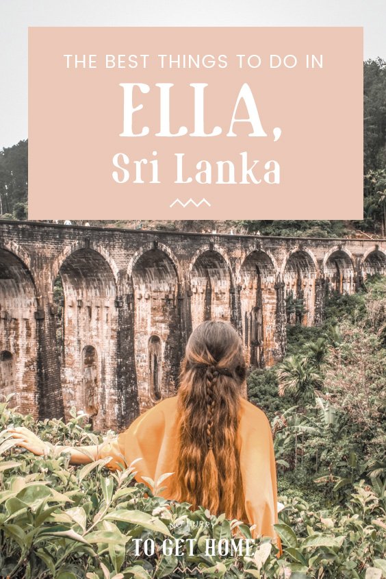 Wondering what are the best attractions and activities in Ella, Sri Lanka? This detailed guide contains the six best things to do in Ella, Sri Lanka, including tips on where to stay and a fun night out in town!