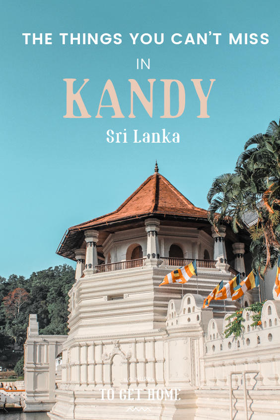 There is so much to do in Kandy, Sri Lanka that picking the activities to pack into your itinerary is no easy task. To make things easier for you, I've rounded up the absolute best things to do in Kandy that you can't miss, including a perfect day trip.