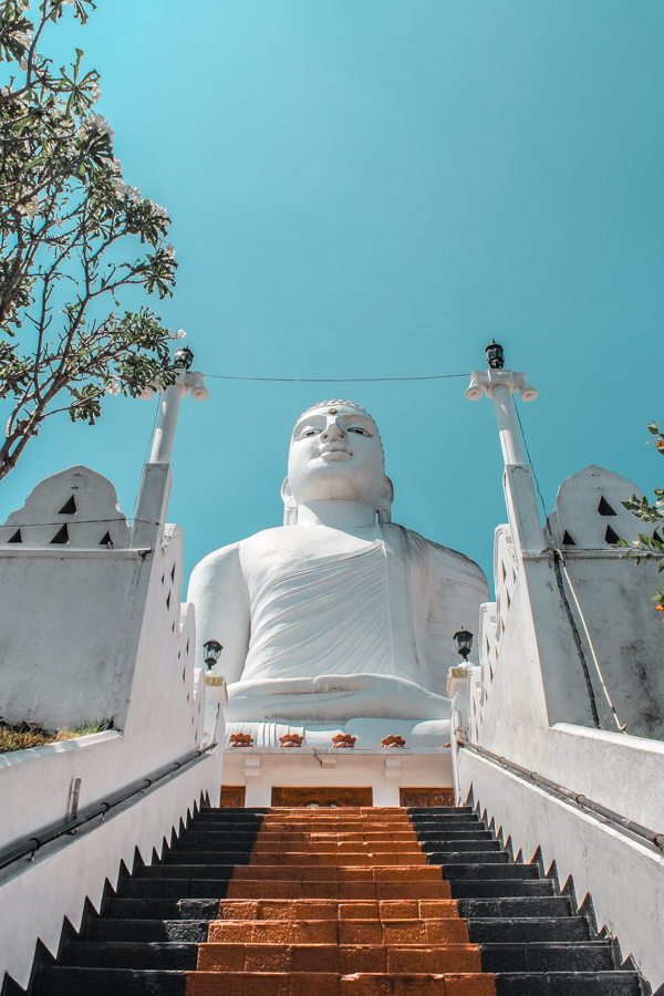 Visiting this important Buddha statue is a must on any itinerary to Kandy, Sri Lanka