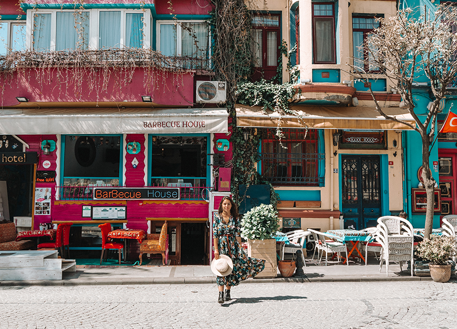 beautiful places in Istanbul, Turkey