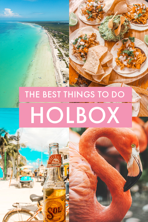 Planning your Holbox itinerary and wondering what are the best thing to do in Holbox? In this travel guide, I share the top activities and excursions in Holbox as well as tips on where to stay, where to eat, and where to drink in Holbox!
