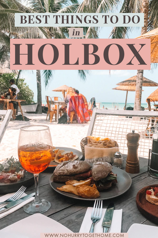 Looking for the best things to do on Isla Holbox in Mexico? If you're wondering what to do in Holbox Island, here are just a few of the most popular excursions, places to eat, attractions, and more!
