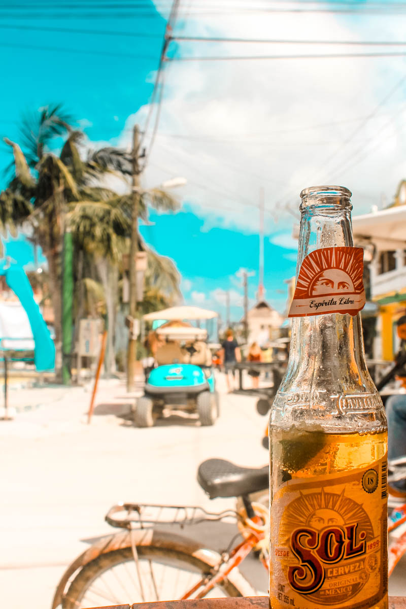 Wondering where to drink and eat in Holbox? In this travel guide to Holbox, I share the best restaurants and bars to check out on the island!