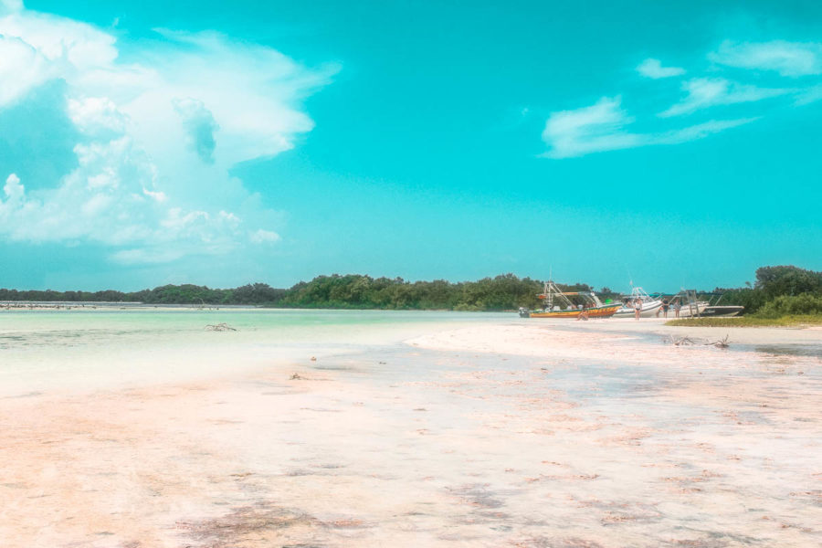 Cabo Catoche is a must visiting in Holbox! If you're looking for the best things to do in Holbox, you need to read this guide!