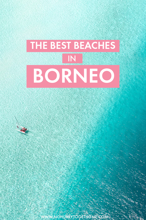 Wondering where to find the best beaches in Borneo? While there are just too many scattered all over the island, you'll definitely find some pretty amazing beaches in this national park that is amazing for snorkelling! If it's not on your Borneo itinerary yet, make sure to add it! #Borneo #Malaysia