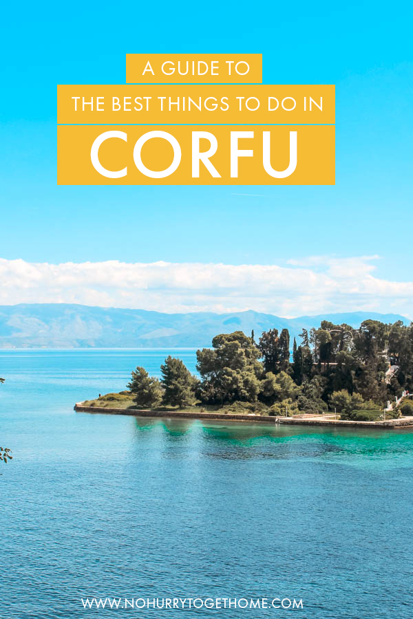 Wondering what to do in Corfu? In this post, I share the absolute best things to do on the island and the most beautiful spots along this Ionian gem in Greece! #Corfu
